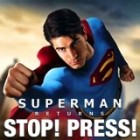 بازی آنلاین Superman Returns Stop Press سوپرمن