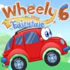 بازی Wheely 6 Fairytale داستان ویلی ۶ جن و پری
