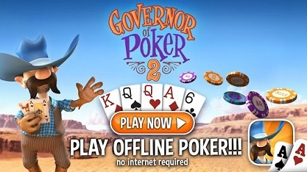 بازی اندروید Governor of Poker Premium 2