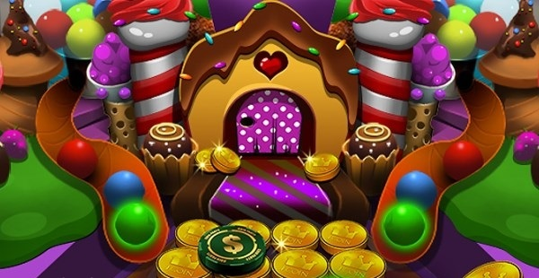 بازی اندروید Candy Party: Coin Carnival