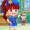 baby-hazel-police-dress-up