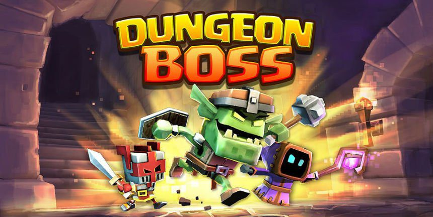 Dungeon-Boss