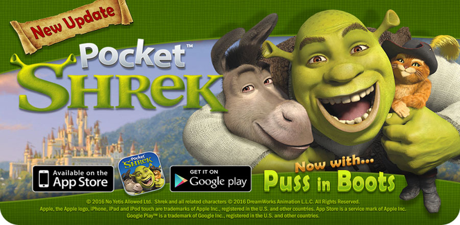 Pocket-Shrek