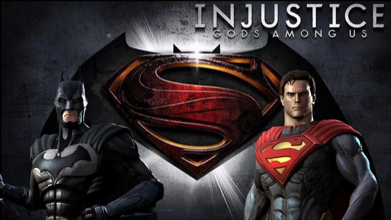 بازی اندروید Injustice: Gods Among Us
