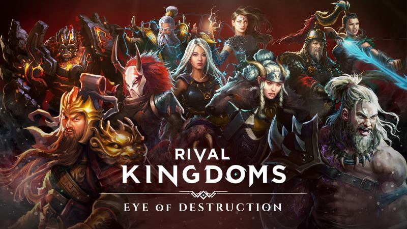 بازی اندروید Rival Kingdoms Age of Ruin (2)