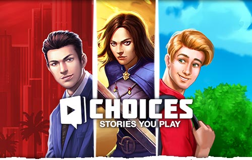 بازی اندروید Choices Stories You Play