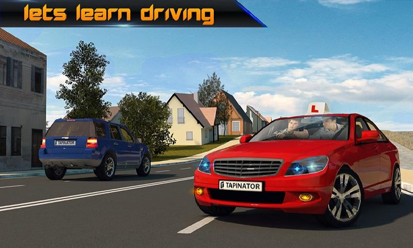 بازی اندروید Driving Academy Reloaded