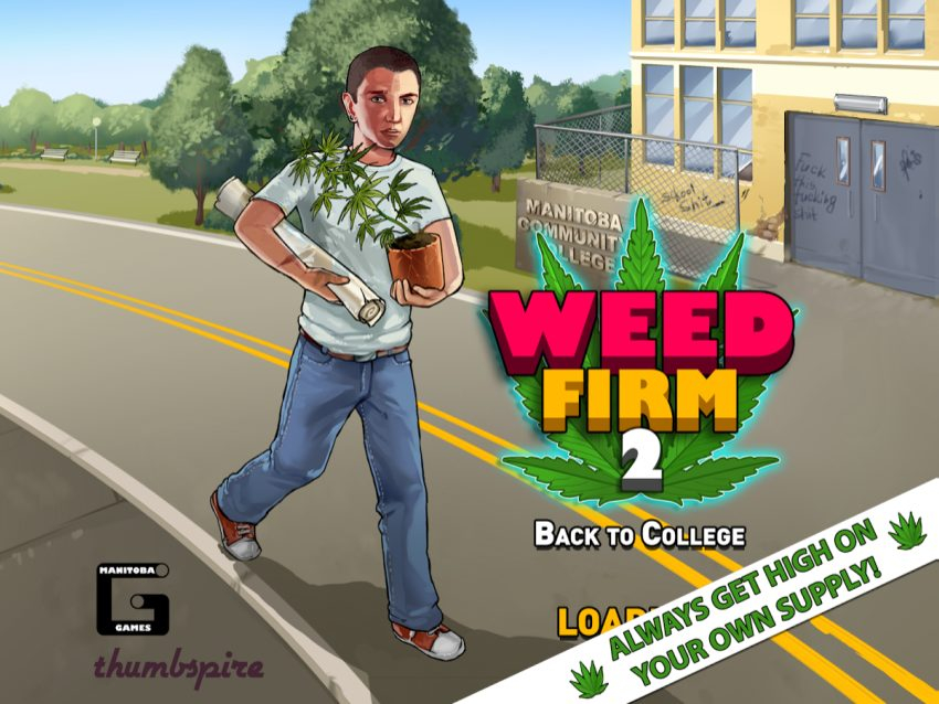 بازی اندرویدWeed Firm 2 Back to College