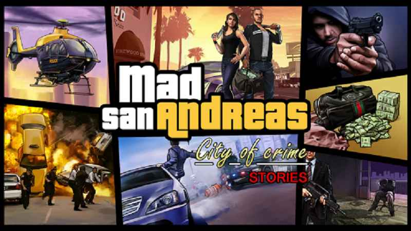 Mad San Andreas City Stories1