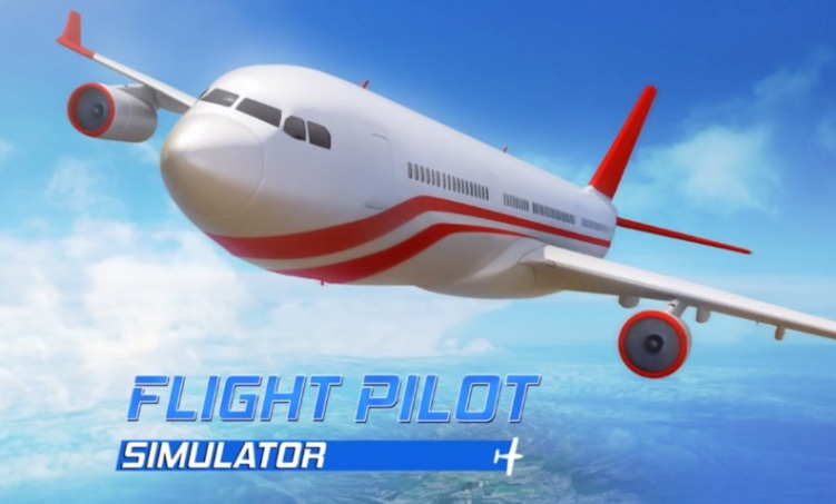 بازی اندروید Flight Pilot Simulator 3D