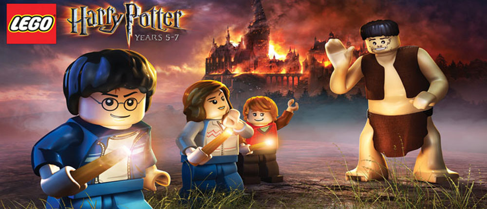 LEGO Harry Potter Years