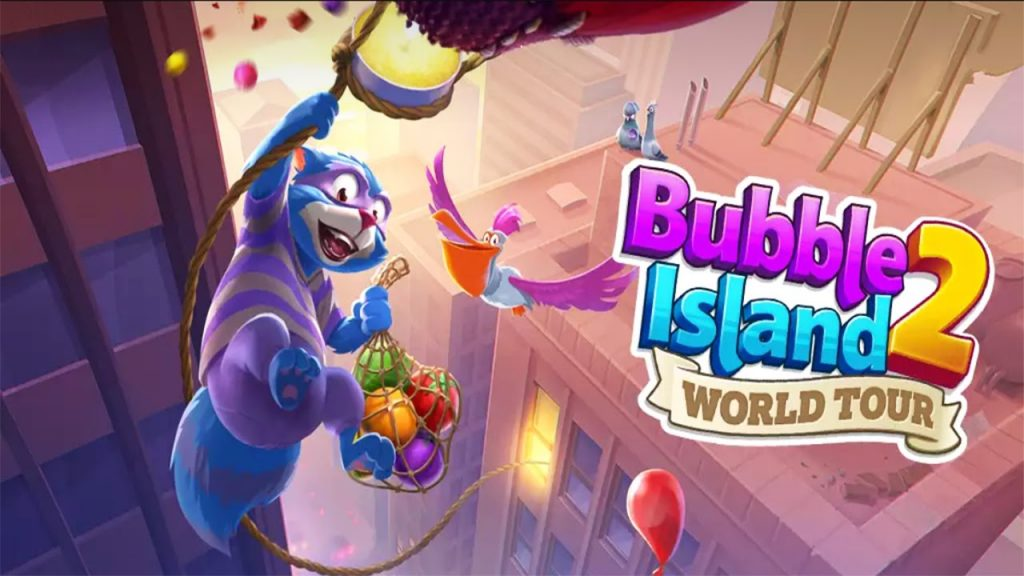 Bubble Island 2 World Tour