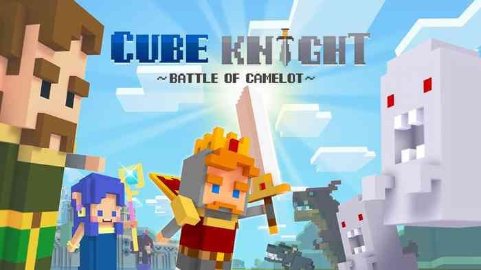 Cube Knight: Battle of Camelot 1.00