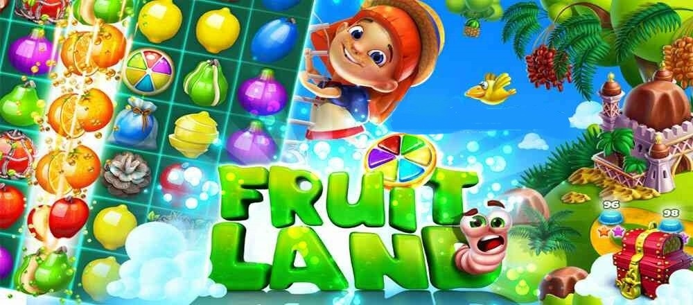 Fruit-Land-Cover