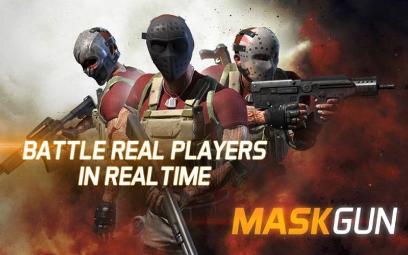 MaskGun – Multiplayer FPS