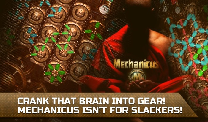 Mechanicus logic puzzle