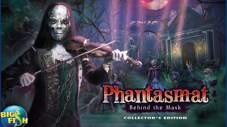 Phantasmat Behind the Mask Full
