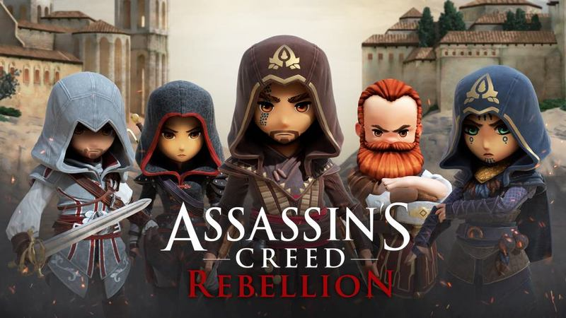 Assassins Creed Rebellion