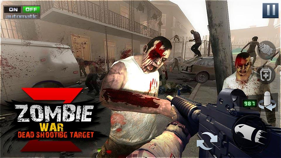 بازی The Final Battleground : Dead Zombie Battle