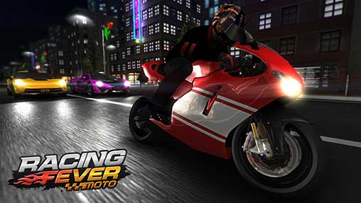 بازی Racing Fever: Moto