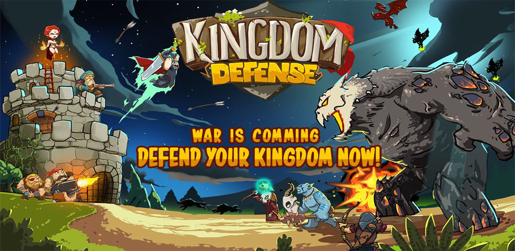 بازی Kingdom Defense: Epic Hero War